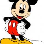 خلفيات ميكي ماوس Mickey Mouse 1 Size:85.60 Kb Dim: 342 x 491