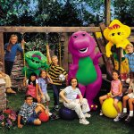 خلفيات بارني Barney9 Size:621.60 Kb Dim: 1200 x 960
