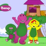 خلفيات بارني Barney13 Size:111.60 Kb Dim: 1024 x 768