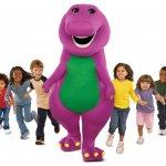 خلفيات بارني Barney2 Size:220.50 Kb Dim: 499 x 485