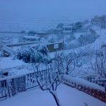 الثلوج في قريتي1