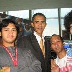 شبيه أوباما 2