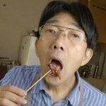 مأكولات يابانية غريبه1