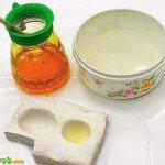 بيض من صناعة صينيه 2