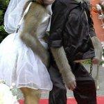 العريس 7 سنوات والعروس 6 سنوا1