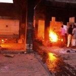 صور احراق الميت فى الهند 8