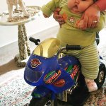 الرضيع الذي بلغ 20 كيلوغراما 8