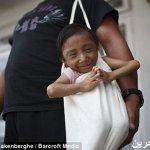 اصغر رجل في العالم4