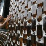 معبد الزجاجات في تايلاند1
