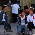 قرية الاقزام في الصين4