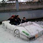 الثلج بالجزائر غير1