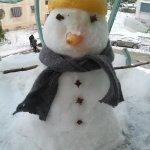 الثلج بالجزائر غير9