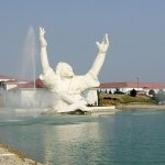 تمثال يسوع1