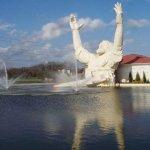 تمثال يسوع2