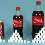 كمية السكر في الطعام1