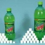 كمية السكر في الطعام2