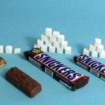 كمية السكر في الطعام10