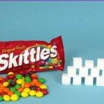 كمية السكر في الطعام11
