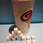 السكر في الطعام5