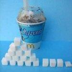 السكر في الطعام7