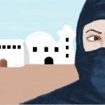 فتاة الصحراء1