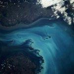 صورة فضائية \خليج كوبا