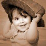 ابتسامة طفل