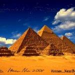 صورة لأهرامات الجيزه Size:31.40 Kb Dim: 480 x 335