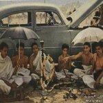 صور نادره للحج عام 19539