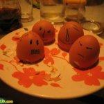 البيض وصور مميزه له 3