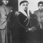 الشيج جابر الاحمد والشيخ صباح1
