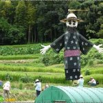 فزاعات اليابان7