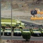 تجهيزات  السعوديه  لمواجهه ال7