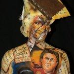 الفن والرسم على الجسد4