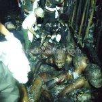 حريق  في نادي ليلي في بانكوك5