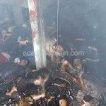 حريق بشع في نادي ليلي في بانك3