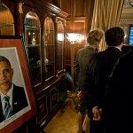 دلع زوجة اوباما 1