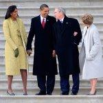 دلع زوجة اوباما 2