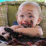 الاطفال والاكل1
