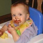 الاطفال والاكل3