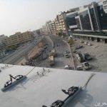 انهيار مبني في دبي8