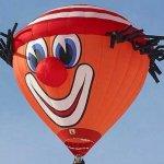 حلق في اجمل البالونات  5