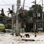 فيضانات الفلبين7