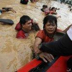 فيضانات الفلبين8