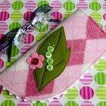 بالأشغال اليدوية:اصنعي حافظة 9