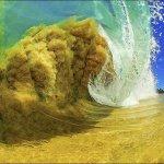 فن تصوير الامواج...كالحلم... 1