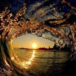 فن تصوير الامواج...كالحلم... 7