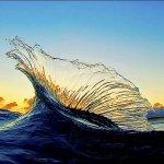 فن تصوير الامواج...كالحلم... 9