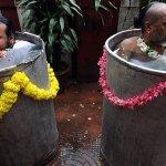 طقوس الهندوس لسقوط المطر 2