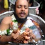 طقوس الهندوس لسقوط المطر 5